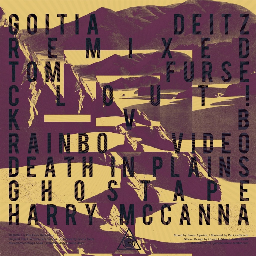 Goitia Deitz Remixed cover